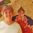 Maggie Davis, quilter