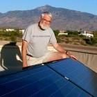 Bob Winder, First solar installer